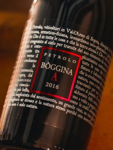 Label Bòggina A